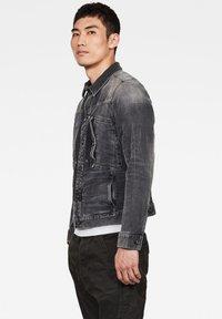 G-Star - SCUTAR SLIM - Denim jacket - antic charcoal - 2