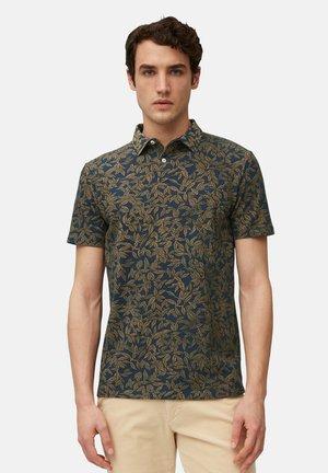 KURZARM - Polo shirt - brown