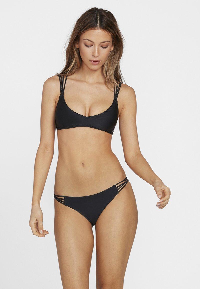 Volcom - Braguita de bikini - black