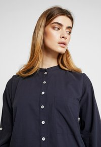 esmé studios - EMILIE - Button-down blouse - dark blue - 3