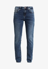 LTB - ASPEN - Slim fit jeans - blue denim - 4
