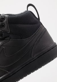 Nike Sportswear - COURT BOROUGH MID 2 - High-top trainers - black - 2