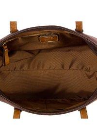 Bric's - VITTORIA  - Tote bag - braun-tabak - 4