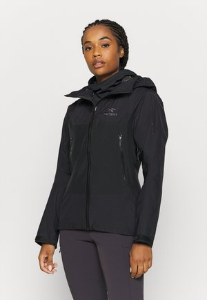 BETA HYBRID JACKET WOMEN'S - Hardshell jacket - black