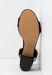 Coach - SERENA - Platform sandals - black - 6