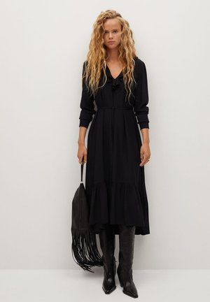 NOIR - Day dress - schwarz