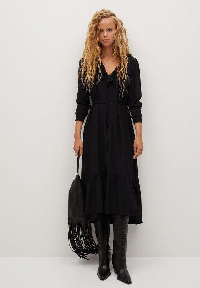 NOIR - Day dress - schwarz