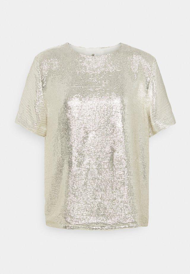 GIA - Blouse - silver
