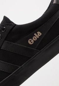 Gola - VARSITY VEGAN - Sneakers basse - black - 5