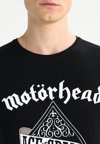 Mister Tee - MOTÖRHEAD ACE OF SPADES - Print T-shirt - black - 3