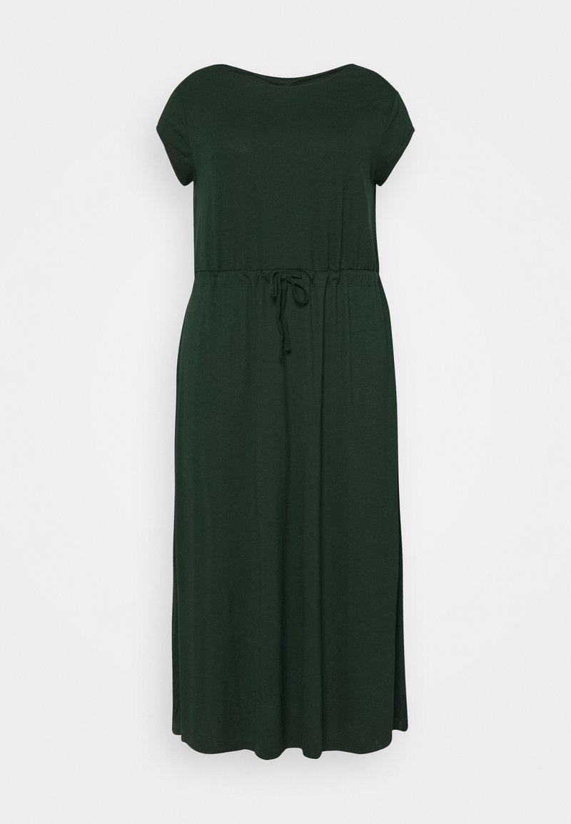 Anna Field Curvy - Kjole - dark green