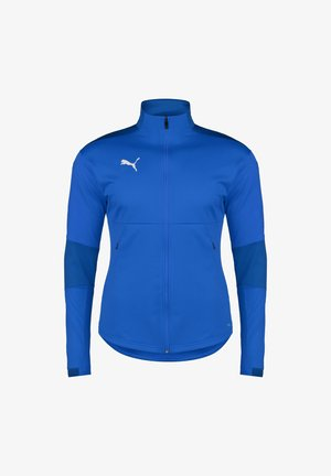 TEAMFINAL 21 TRAININGSJACKE HERREN - Kurtka sportowa - blue lemonade/team power blue