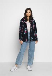 Tom Joule - COAST - Classic coat - floralnavy - 1