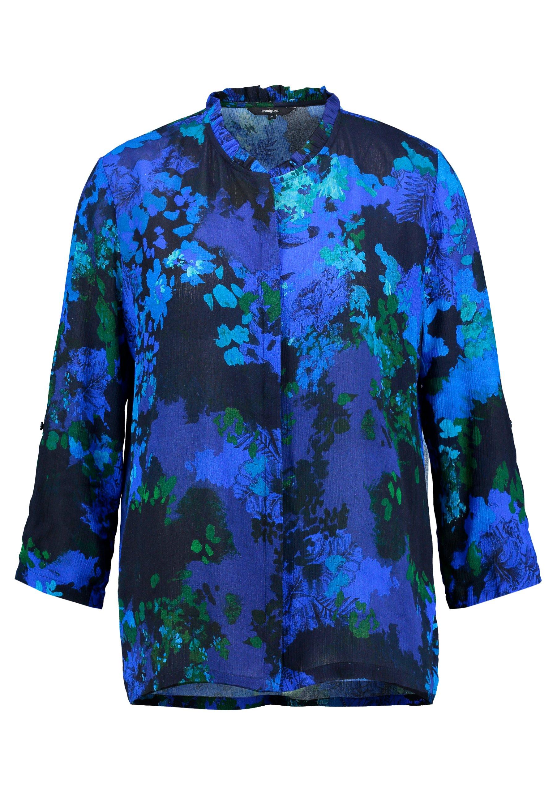 Ancona Skjorte Navy Blazer | VIC