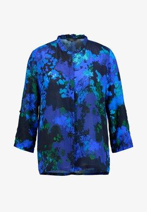 CAM ANCONA - Bluser - azul agata
