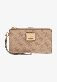 Guess - ORGANIZER VALY - Portefeuille - beige - 0