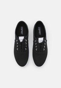 Esprit - NITA - Sneakers laag - black - 5