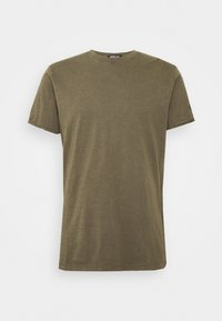 Replay - T-shirt basic - military - 0