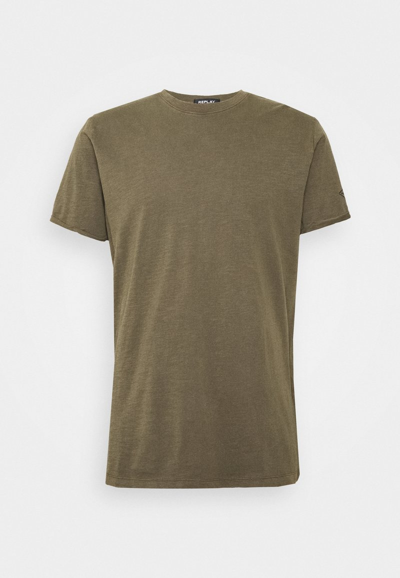 Replay - T-shirt basic - military