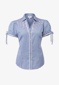 Stockerpoint - FLAVIA - Button-down blouse - blue - 4