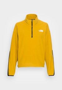 KATAKA - Fleece jumper - arrowwood yellow