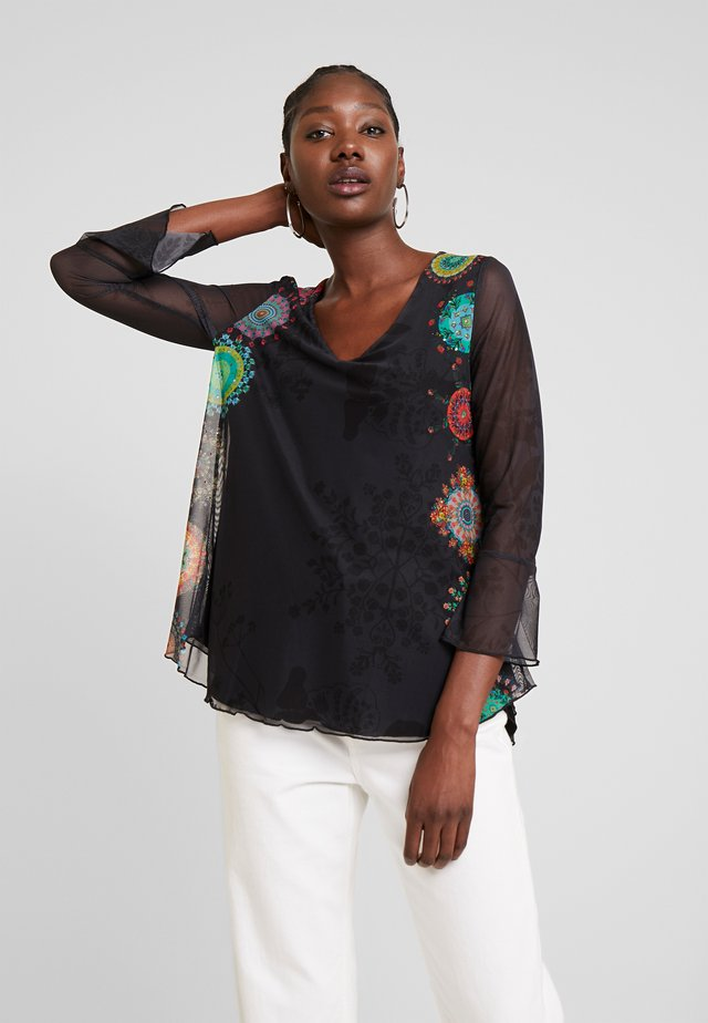 BRULÉ - Long sleeved top - multi-coloured