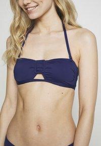 s.Oliver - BANDEAU SET - Bikini - navy - 3