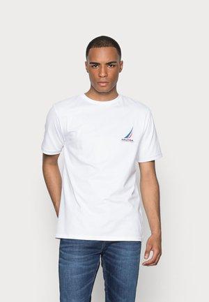 DANDY TEE - T-shirt basique - white