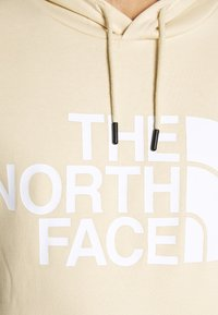 The North Face - STANDARD HOODIE - Huppari - bleached sand - 6