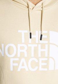 The North Face - STANDARD HOODIE - Hoodie - bleached sand - 6