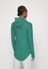 Eivy - ICECOLD ZIP HOOD - Long sleeved top - green - 2