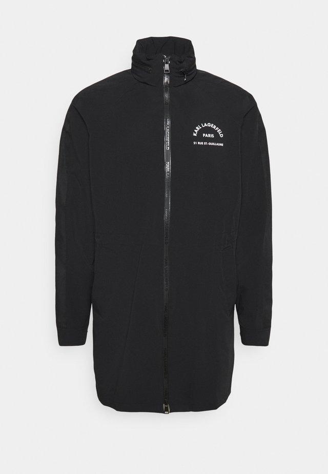 RUE ST GUILLAUME ZIP - Lehká bunda - black