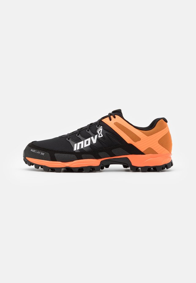 MUDCLAW 300  - Zapatillas de trail running - black/orange