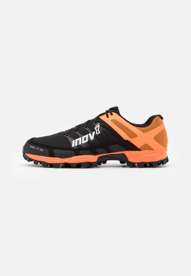 Inov-8 - MUDCLAW 300  - Trail running shoes - black/orange