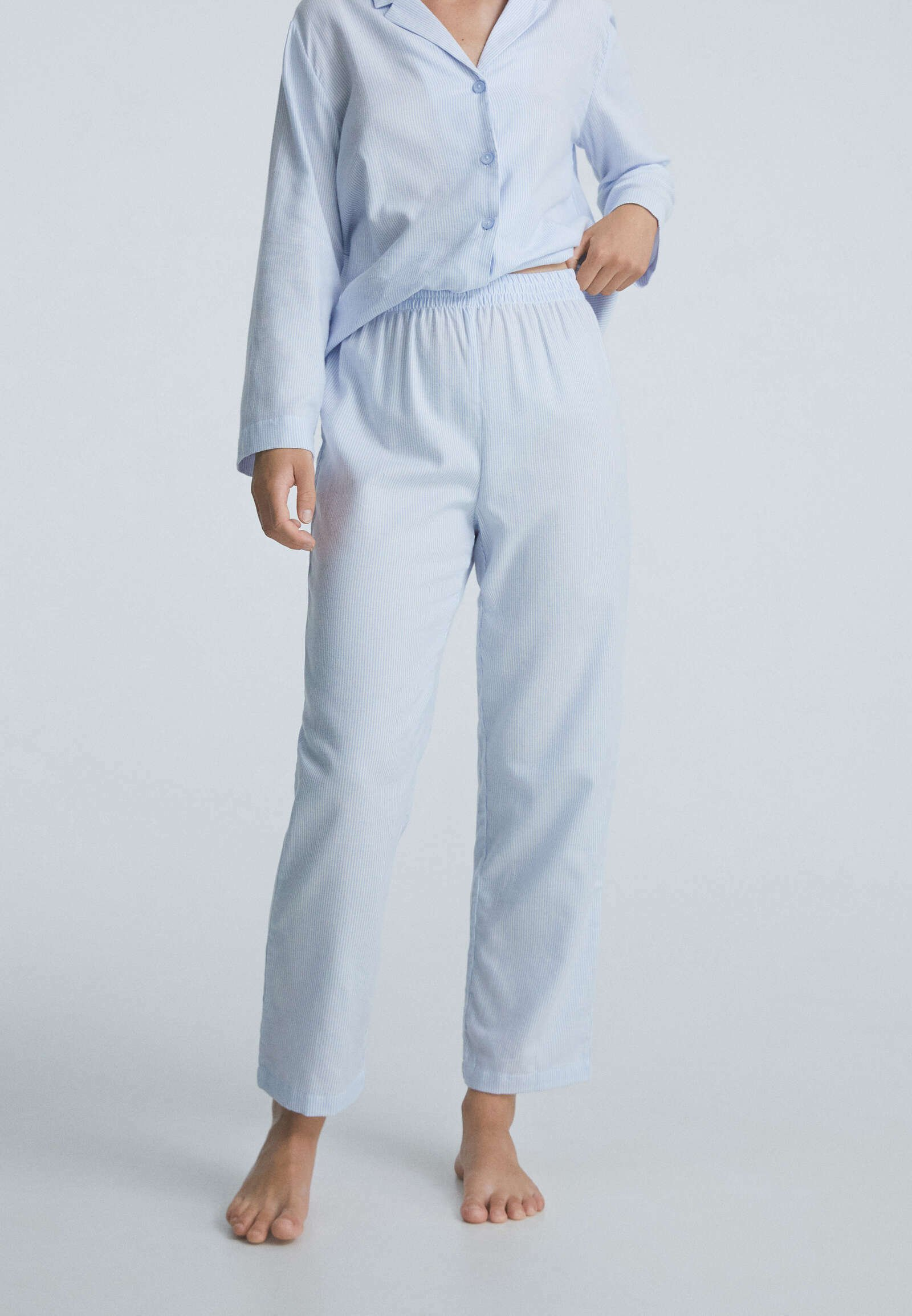 Femme MIT STREIFEN  - Bas de pyjama