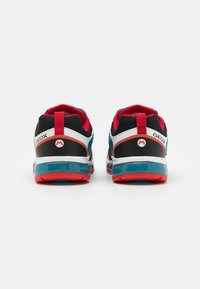 Geox - NINTENDO SUPER MARIO GEOX JUNIOR BOY - Sneakers - black/sky - 2