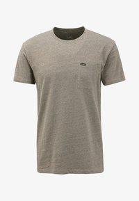 Lee - ULTIMATE POCKET TEE - T-shirt basic - utility green - 4