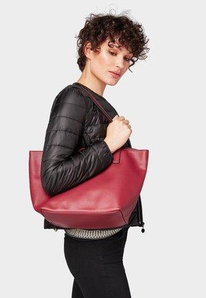 MIRI ZIP  - Shopping Bag - purple