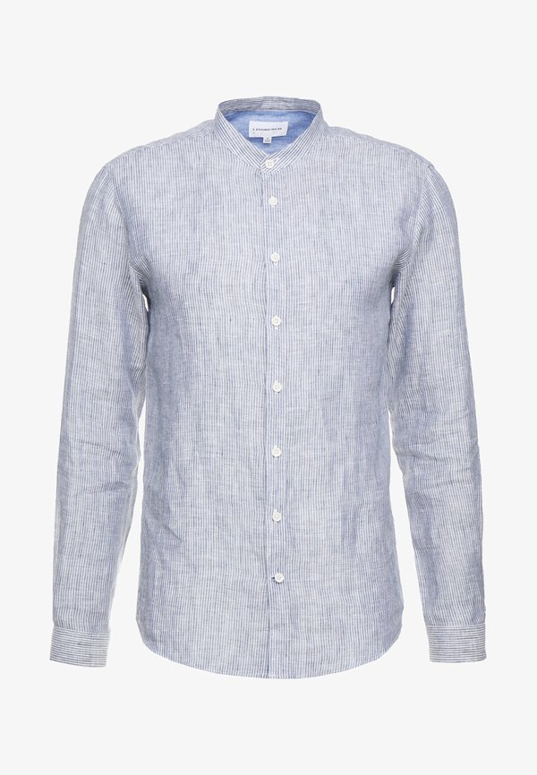Lindbergh Koszula - blue/granatowy Odzież Męska TAIB