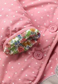 Boden - MIT APPLIKATION - Winter jacket - kirschblütenrosa, pünktchen - 2