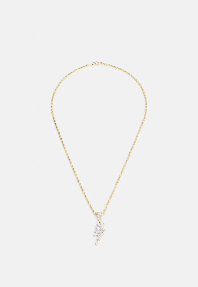 FLASH NECKLACE - Collana - gold-coloured
