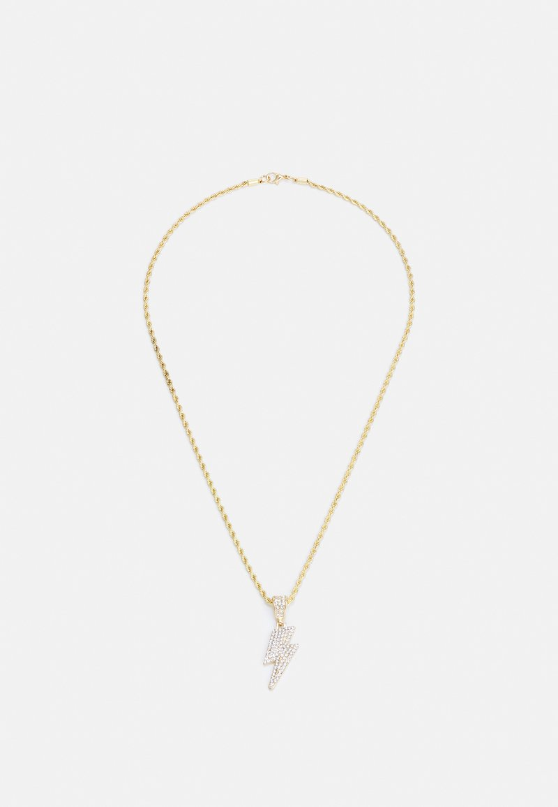 Urban Classics - FLASH NECKLACE - Necklace - gold-coloured