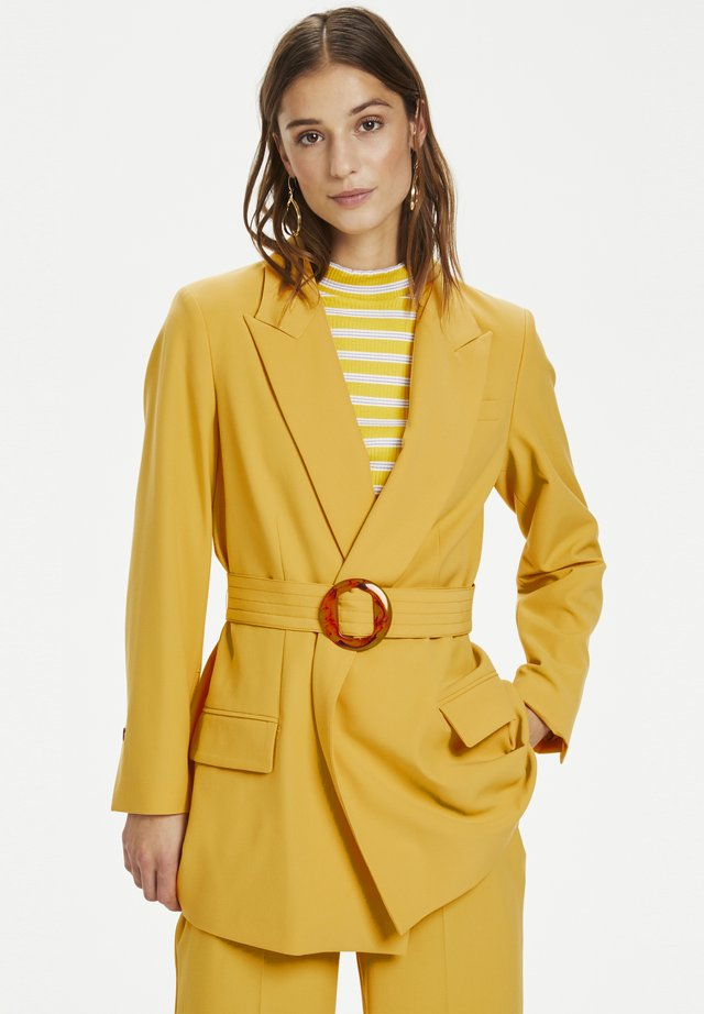 Blazer - yellow