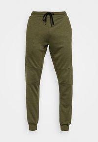 Teplákové kalhoty - olive