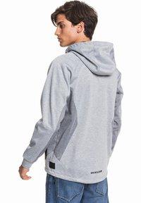Quiksilver - Zip-up hoodie - light grey heather - 2