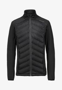 Endurance - MIT WARMER WINTERSTEPPUNG - Outdoor jacket - black - 4
