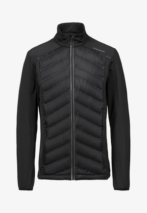MIT WARMER WINTERSTEPPUNG - Outdoor jacket - black