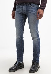 Jack & Jones - JJGLENN - Slim fit jeans - blue - 0