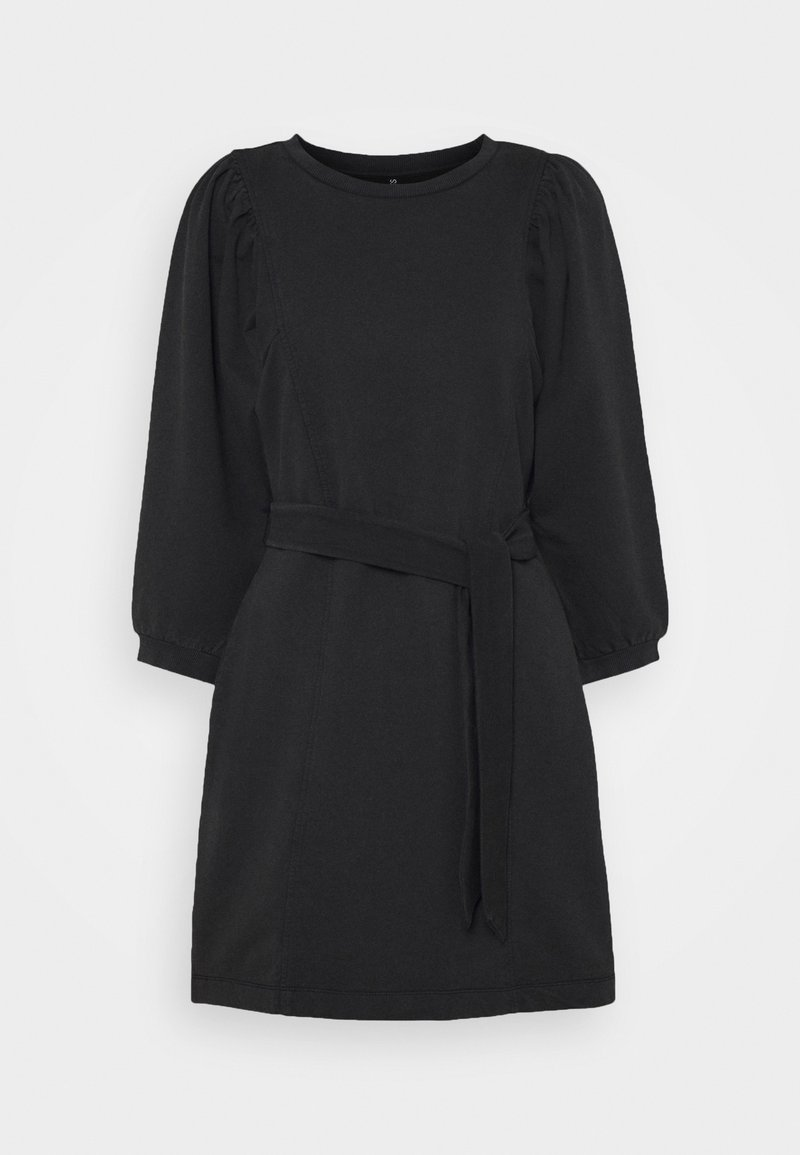 Pieces Petite - PCGAHOA DRESS - Sukienka letnia - black
