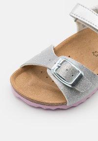 Geox - ADRIEL GIRL - Sandalen - silver - 5